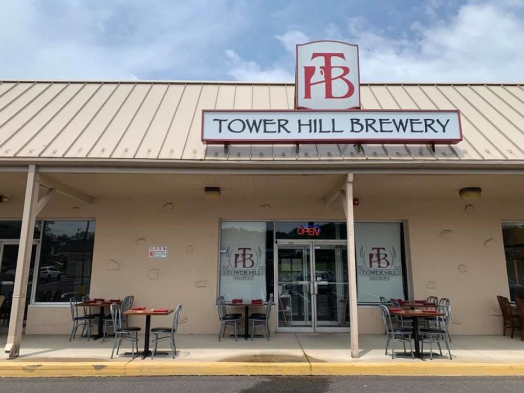 Embers Smokehouse and Tap Applies for Liquor License at Former Tower Hill Brewery Location