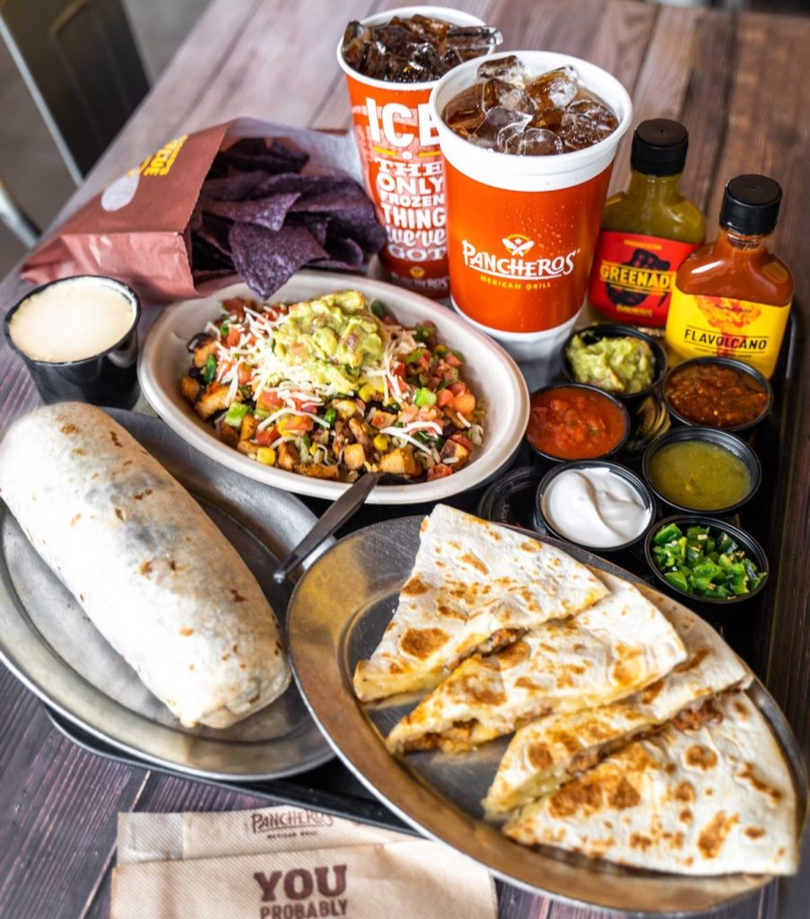 Pancheros Mexican Grill Comes to Heritage Square Shopping Center in Cherry Hill - Photo 1